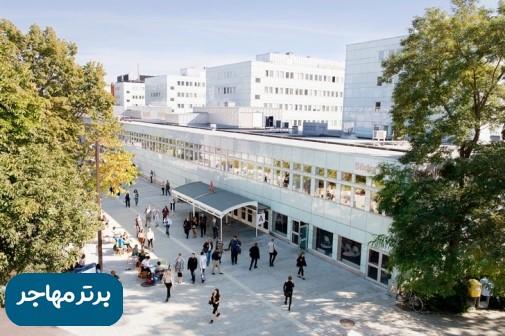 بهترین دانشگاه های سوئد5