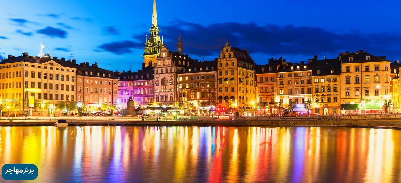 بهترین دانشگاه های سوئد 1