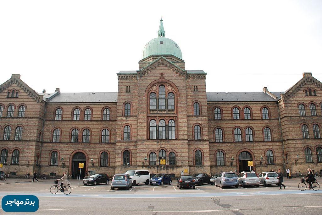 دانشگاه های دانمارک 3