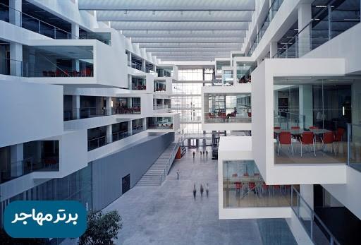 دانشگاه های دانمارک 5