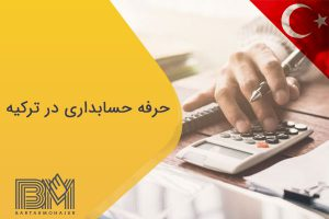 حرفه حسابداری در ترکیه